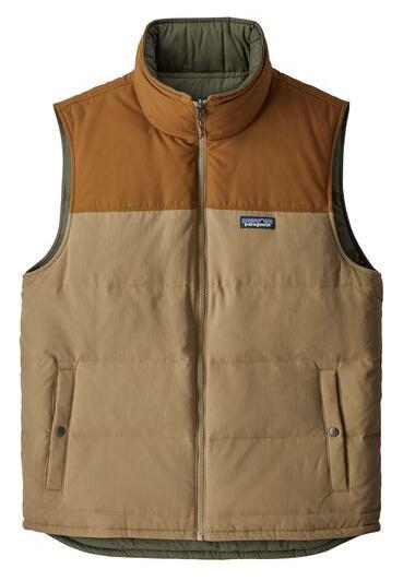 Herren Reversible Bivy Down Vest