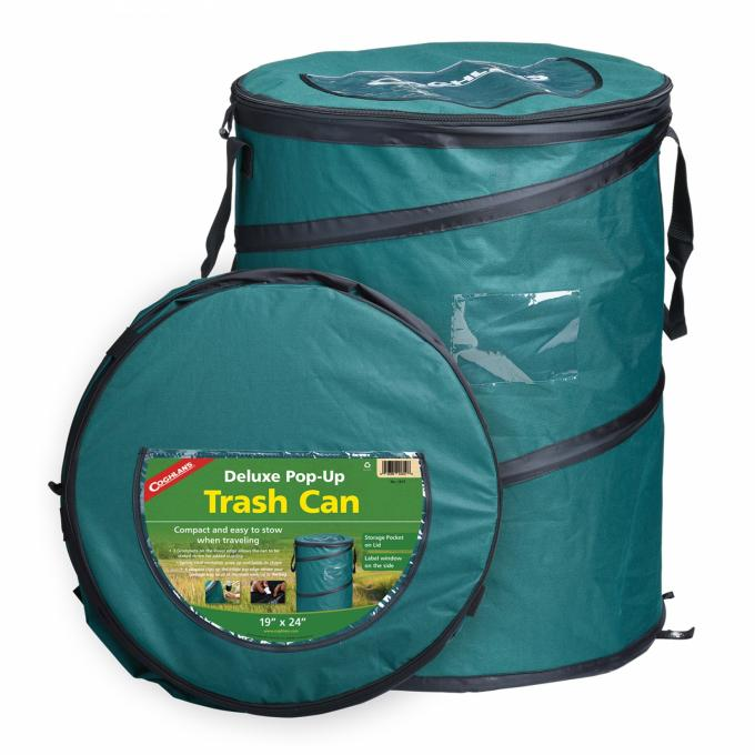 Coghlans Pop-Up Deluxe Aufbewahrungssack (Volumen 110 Liter / Gewicht 0,85kg)