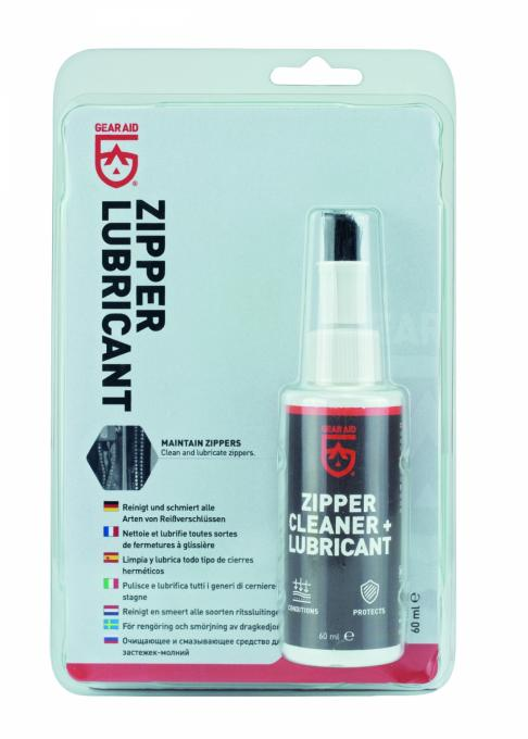 GearAid Zipper Lubricant 60ml RV-Pflege