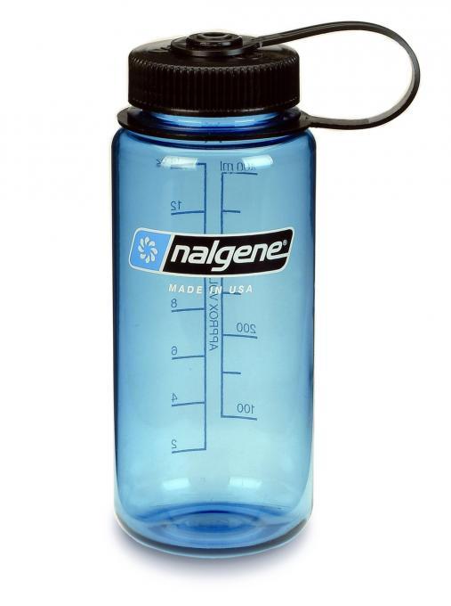 Nalgene Flasche Weithals 0,5l