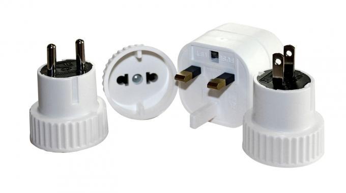 Steckeradapter ´Welt Set´mit 4 Adapter