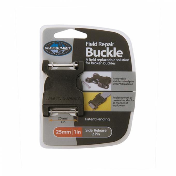 2 Pin 25mm Side Release Buckle