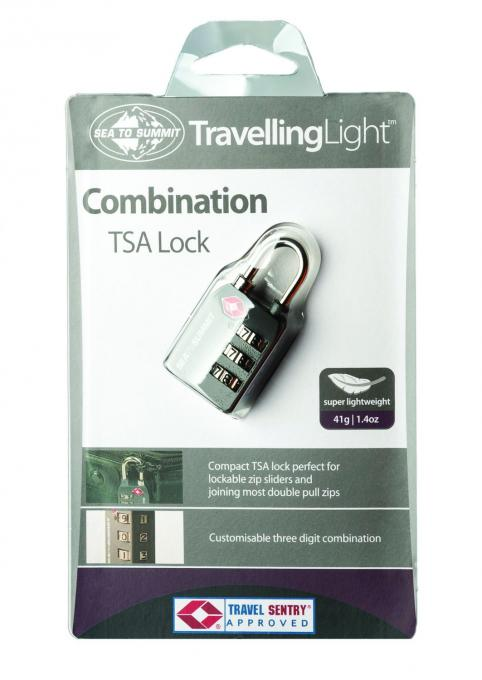 Sea To Summit Combination TSA Padlock