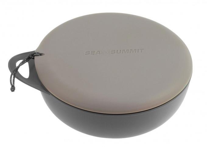 Delta Bowl with Lid