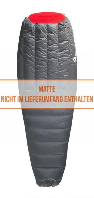 Ember EBIII Regular (Herren bis -4°C / max. Liegelänge 179cm / Gewicht 0,75kg)