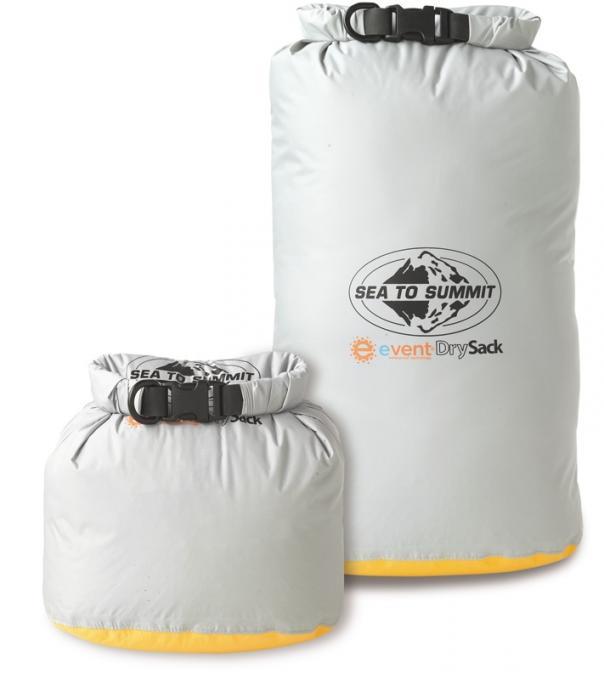 eVac Dry Sack 5 wasserdichter Packsack (Volumen 5 Liter / Gewicht 0,048kg)