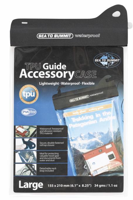 TPU Accessory Case Large Schutzbeutel (Gewicht 0,034kg)