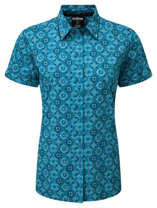 Damen Chakra SS Shirt
