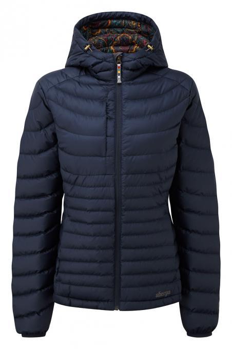 Damen Nangpala Hooded Down Jacket