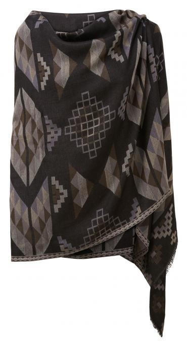 Lumbini Blanket Scarf