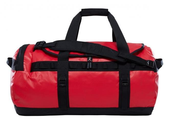 The North Face Base Camp Duffel M Expeditionstasche (Volumen 71 Liter / Gewicht 1,59kg)