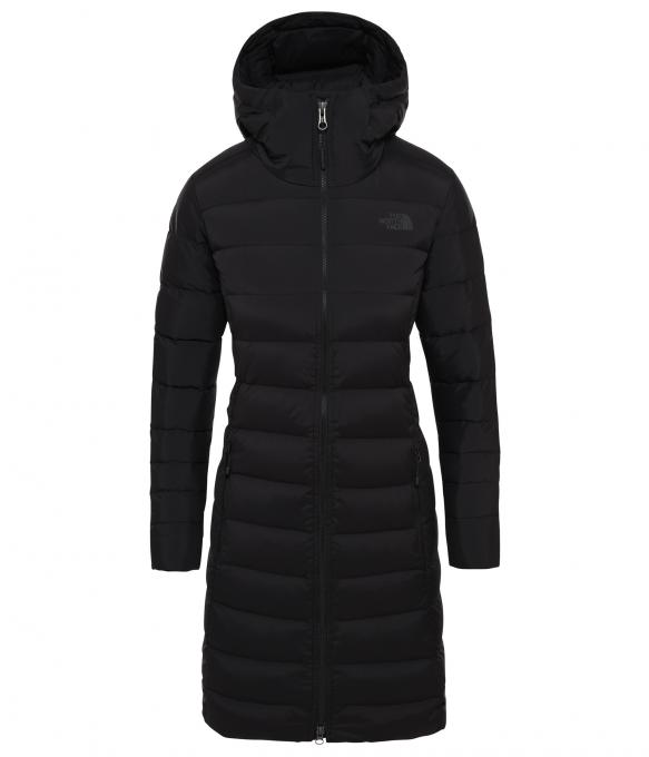 Damen Stretch Daunenparka