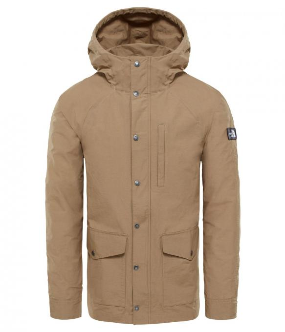 Herren Waxed Canvas Utility Jacket