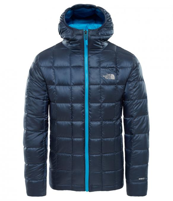 Kabru Hooded Down Jacket