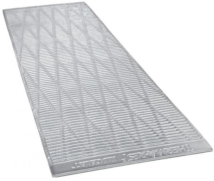 RidgeRest SOLite L Isomatte (Maße 196 x 63 x 1,5 cm / Gewicht 0,52kg / Isoliert bis -2°C)