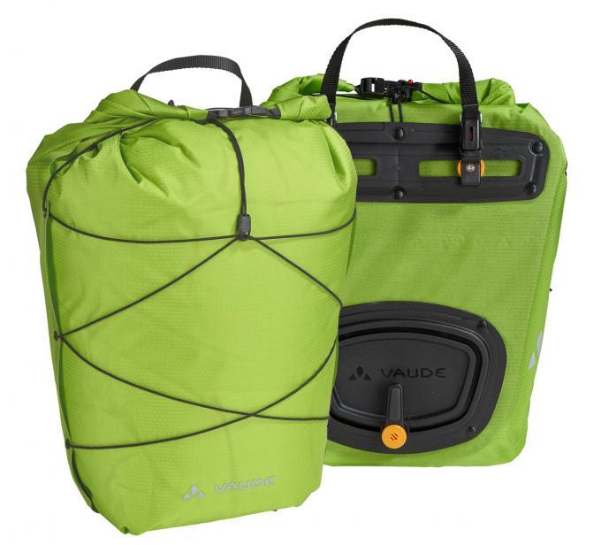 Aqua Back Light Fahrradtaschen (1 Paar)