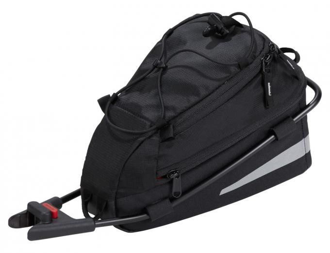 VAUDE Off Road Bag S (Volumen 4+2 Liter / Gewicht 0,335 kg)