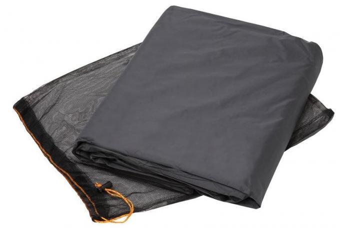 Zeltbodenunterlage für Badawi 4P