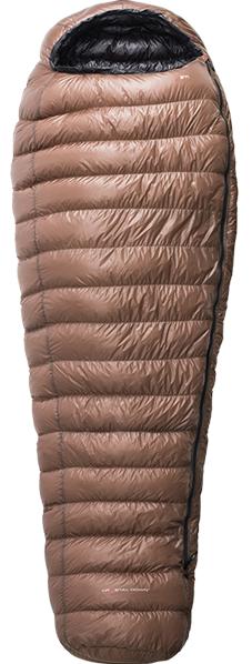 Yeti Passion Five L links (Herren bis -7°C / max. Körpergröße 190cm/ Gewicht 0,79kg)