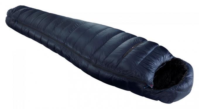 Passion Three L Daunenschlafsack (Herren bis +3°C / max. Körpergröße 190cm / Gewicht 0,53kg)