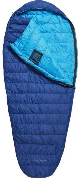 Tension Comfort 300 L Daunenschlafsack (Herren bis 3°C / max. Körpergröße 190cm/ Gewicht 0,84kg)