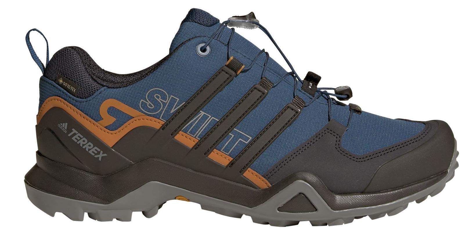 Adidas Herren Terrex Swift R2 GTX Wanderhalbschuh im Biwak