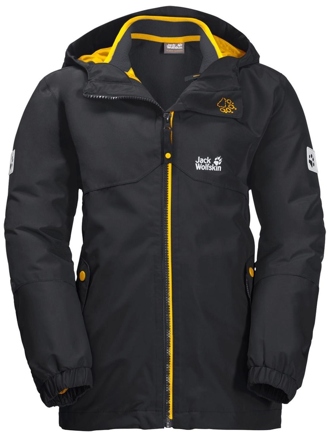 Jack Wolfskin Kinder Iceland 3in1 Jacket im Biwak Onlineshop