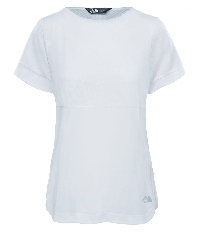 2b31af24100491 The North Face Damen Inlux kurzarm Top im Biwak Onlineshop kaufen