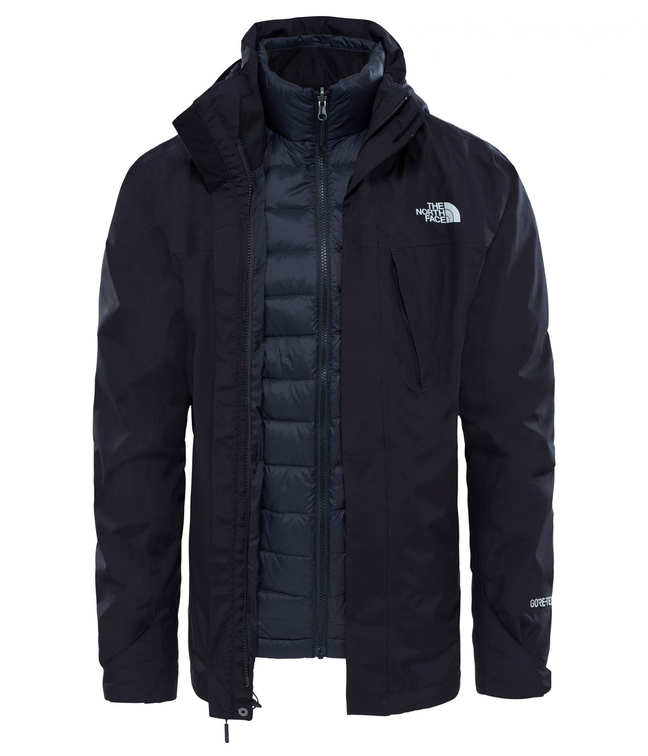 the north face herren mountain light triclimate jacket. Black Bedroom Furniture Sets. Home Design Ideas