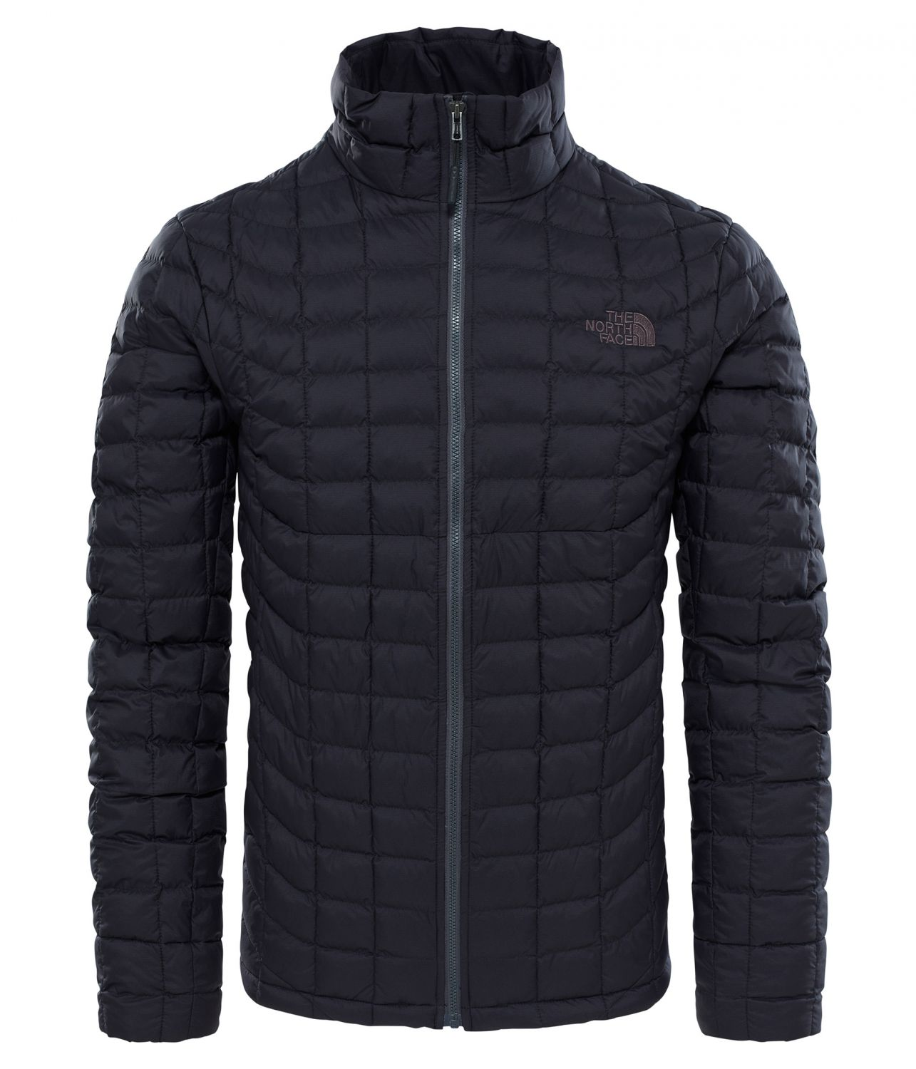 The north face herren thermoball full zip jacket outdoor for Boden quilted jacket