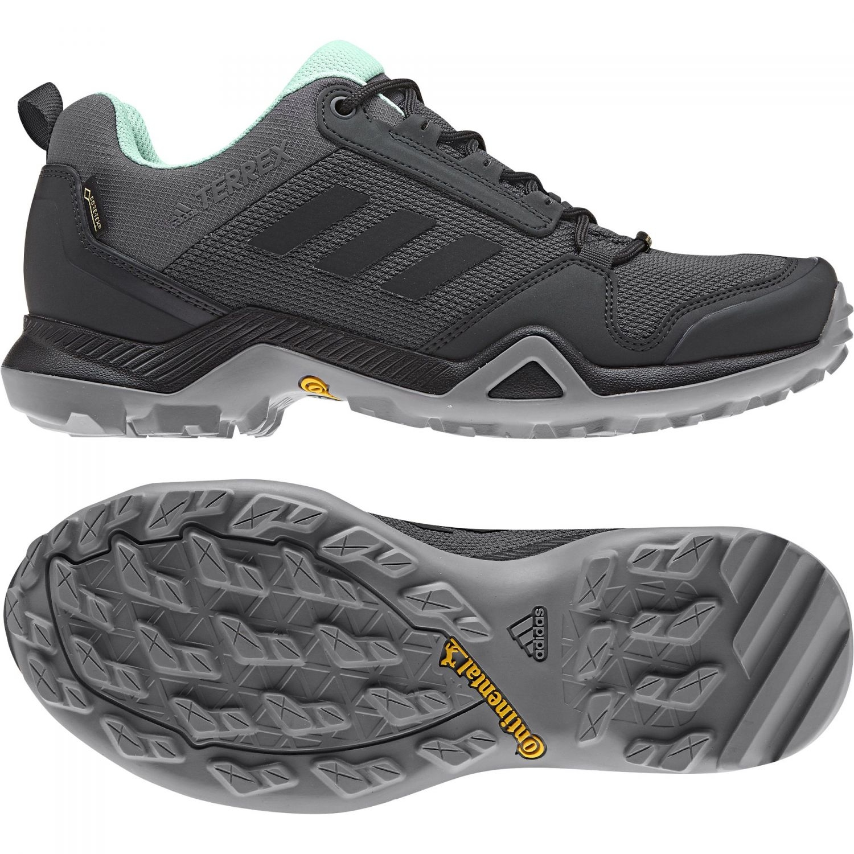 Adidas Damen Terrex AX3 GTX Wanderhalbschuh im Biwak ...